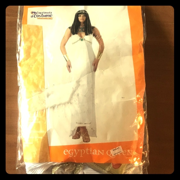 California Costumes Dresses & Skirts - BNWT CLEOPATRA HALLOWEEN 🎃 COSTUME